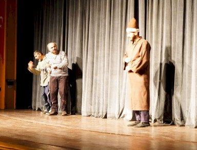 'ZİYAFET SOFRASI' SAHNELENDİ