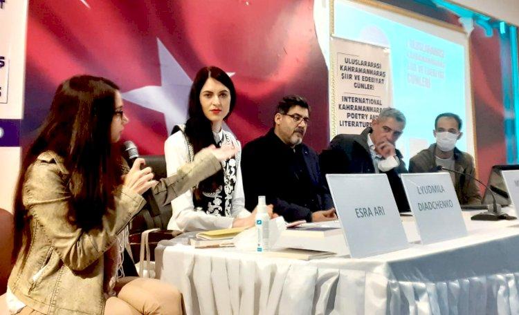 Pazarcık'ta Yazar-Okur Buluşması
