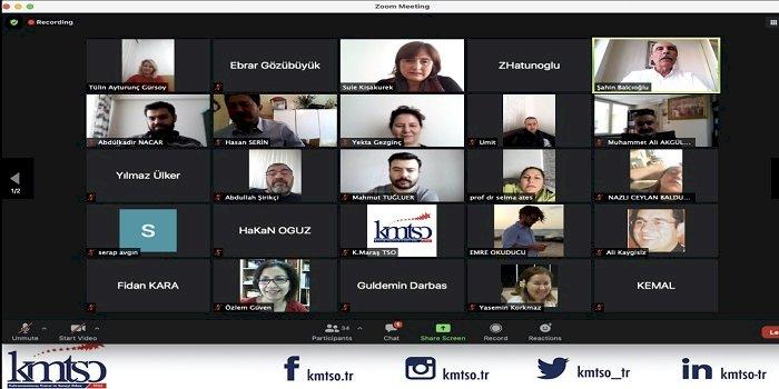Balcıoğlu, 'Çiçek Yetiştiriciliği' programında konuştu!