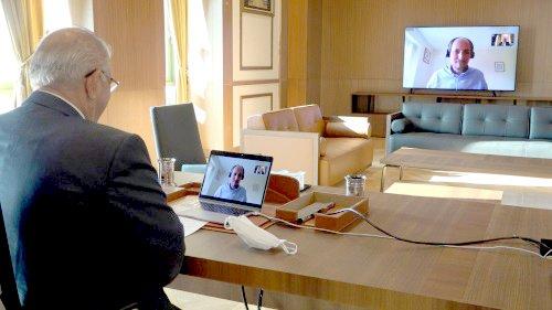 Başkan Mahçiçek, AIPH Genel Sekreteri ile Görüştü
