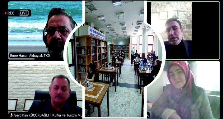 Kütüphanelerde 'Yeni Normal' Konuşuldu