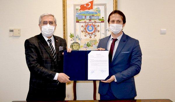 KSÜ ile Göksun Milli Eğitim Müdürlüğü Arasında İşbirliği Protokolü İmzalandı