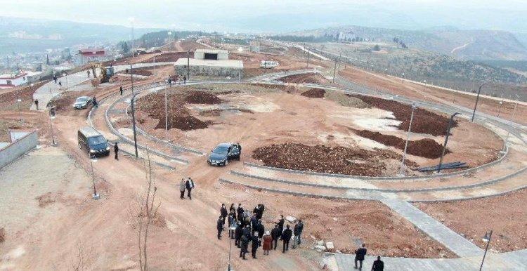 Pazarcık'a Yeni Bir Soluk Getirecek