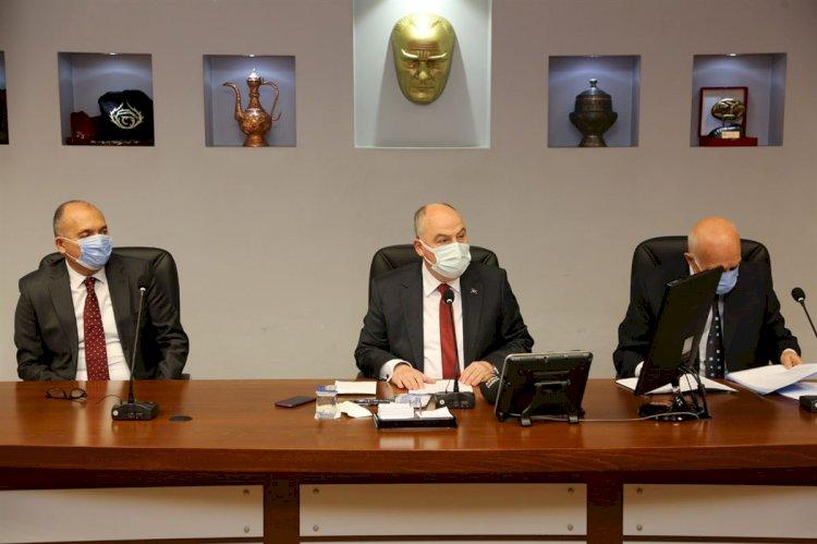 2020 Yılı 4. Dönem Koordinasyon Kurulu Toplantısı Yapıldı
