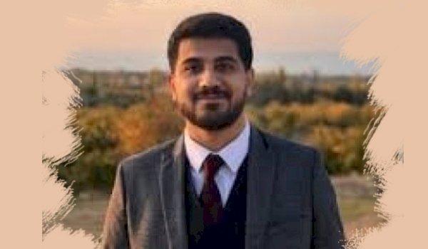 AK Parti Kahramanmaraş Gençlik kolları yeni başkanı Feyzullah Eren Aşçı