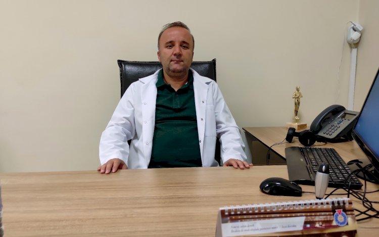 Doç. Dr. Yılmaz İnanç, MS Hastalığına Dikkat Çekti