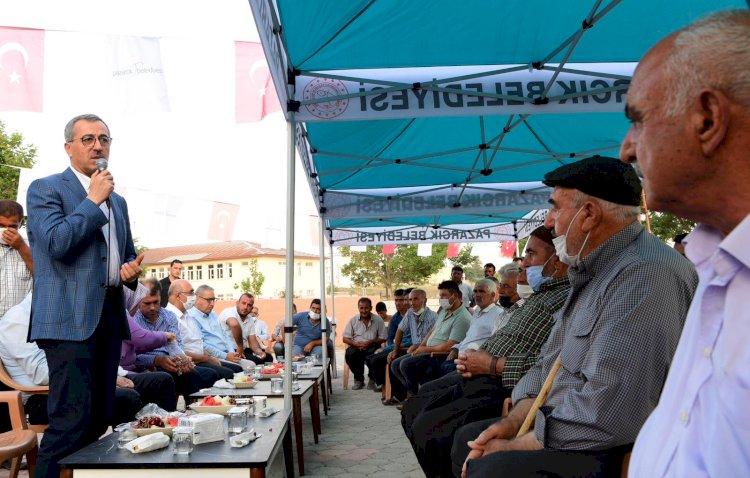 Pazarcık'a 41 Milyon TL Yatırım