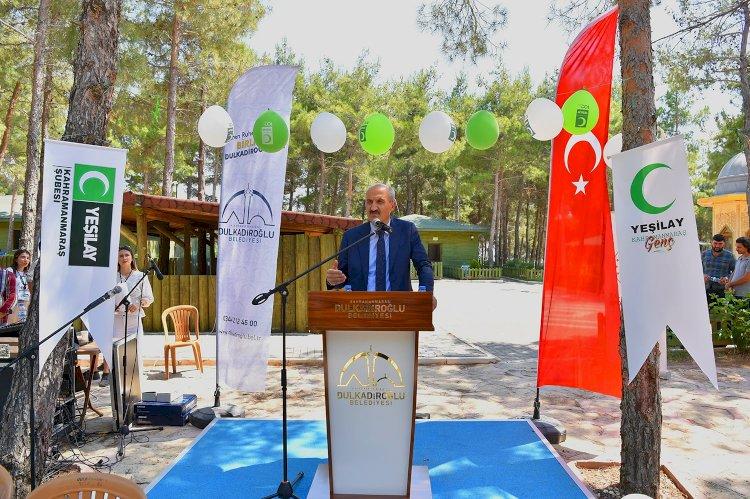 Başkan Okay Genç Yeşilay'la Bir Araya Geldi