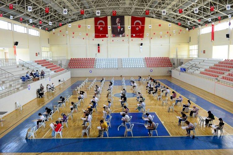 Güzel Sanatlar Fakültesi Resim ve Müzik Bölümleri Özel Yetenek Sınavları Tamamlandı