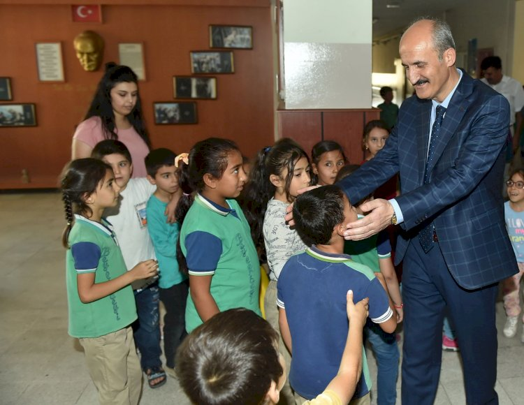 Başkan Okay'dan Yeni Eğitim Öğretim Yılı Mesajı