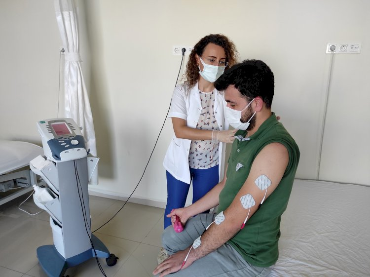8 Eylül Dünya Fizyoterapi Günü Bilgilendirmesi