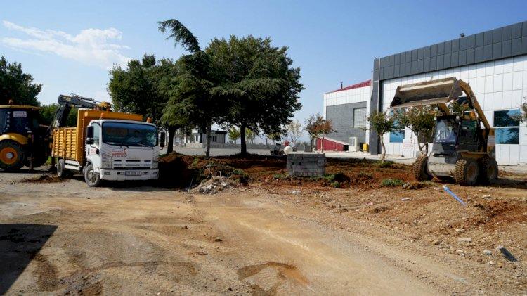 Şehirlerarası Terminal Yenilenen Yüzüyle Hizmet Vermeye Hazırlanıyor