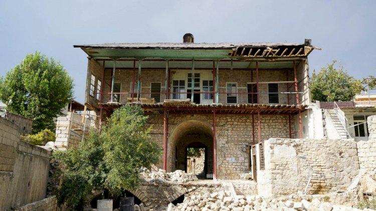 Arslanbey Konağı Restore Ediliyor