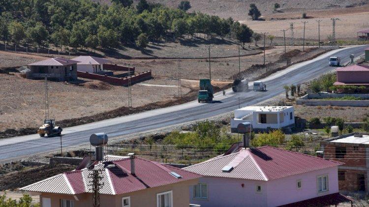 Türkoğlu'nun Ulaşım Ağı Büyükşehir'le Güçleniyor